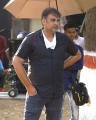 Director Vakkantham Vamsi @ Naa Peru Surya Shooting Spot Photos HD