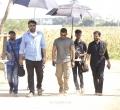 Vakkantham Vamsi, Allu Arjun, Bunny Vasu @ Naa Peru Surya Shooting Spot Photos HD