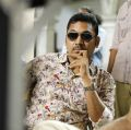 Producer Sridhar Lagadapati @ Naa Peru Surya Shooting Spot Photos HD
