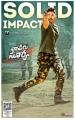Allu Arjun Naa Peru Surya Solid Impact Poster