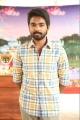 Actor GV Prakash @ Naachiyaar Movie Pooja Stills
