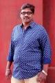 Editor Satish suriya @ Naachiyaar Movie Pooja Stills