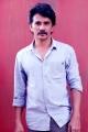 Art Director C S Balachandar @ Naachiyaar Movie Pooja Stills