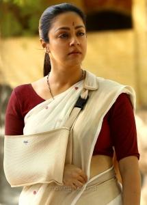 Actress Jyothika in Naachiyaar Movie Stills HD