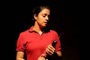 Actress Jyothika in Naachiyar Movie Stills HD