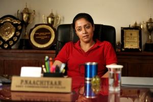 Actress Jyothika in Nachiyar Movie Stills HD