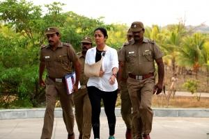 Heroine Jyothika in Naachiyaar Movie Stills HD