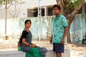 Ivana, GV Prakash Kumar in Nachiyar Movie Stills HD