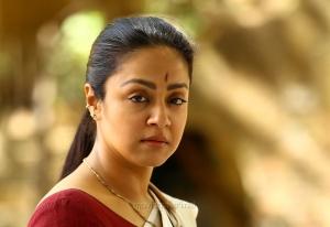 Naachiyar Movie Actress Jyothika Stills HD
