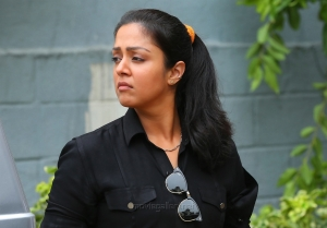 Nachiyar Movie Actress Jyothika Stills HD