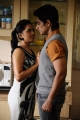Srushti Dange, Siddharth in Naalo Okkadu Movie Stills