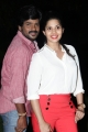 Indrajith, Devika Madhavan @ Naalu Peru Naalu Vithama Pesuvanga Movie Audio Launch Stills
