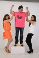 Sneghal, Srinivasan, Disha in Naalu Perum Romba Nallavanga Tamil Movie Stills