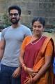 Santhosh, Chandini @ Naan Avalai Sandhitha Pothu Movie Shooting Spot Stills