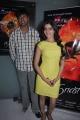 Madhan Karky, Samantha at Naan Ee Audio Launch Stills