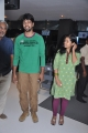 Madhan Karky with Nandhini at Naan Ee Premiere Show Stills