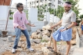 Tamil Movie Naan Ee Shooting Spot Photos Gallery