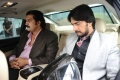 Actor Adithya, Sudeep in Naan Ee Movie Stills