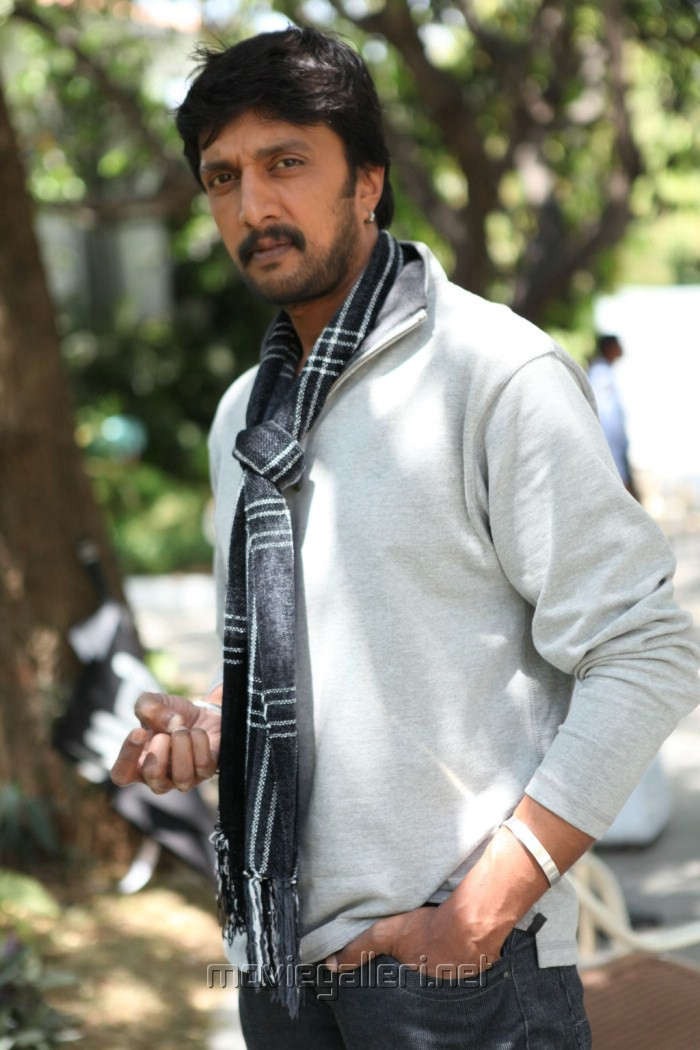 picture 230205 actor sudeep in naan ee movie stills