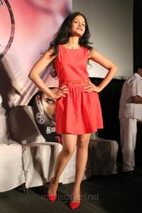 Anuya Bhagvath at Naan Movie Audio Launch Stills