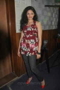 Anuya Bhagvath at Naan Movie Press Meet Stills