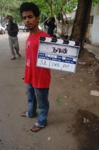Naan Movie On Location Stills