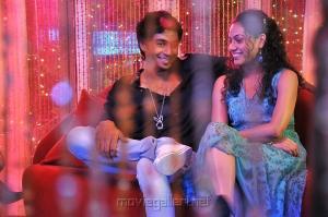 Siddharth Venugopal, Rupa Manjari in Naan Movie Stills