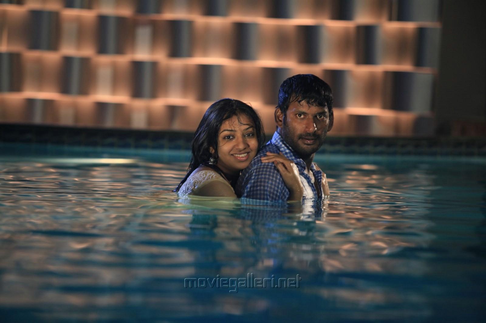 Picture 689531 | Lakshmi Menon, Vishal in Naan Sigappu ... Naan Sigappu Manithan Lakshmi Menon Hot Stills