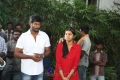 Vishal, Lakshmi Menon @ Naan Sigappu Manithan Movie Launch Stills