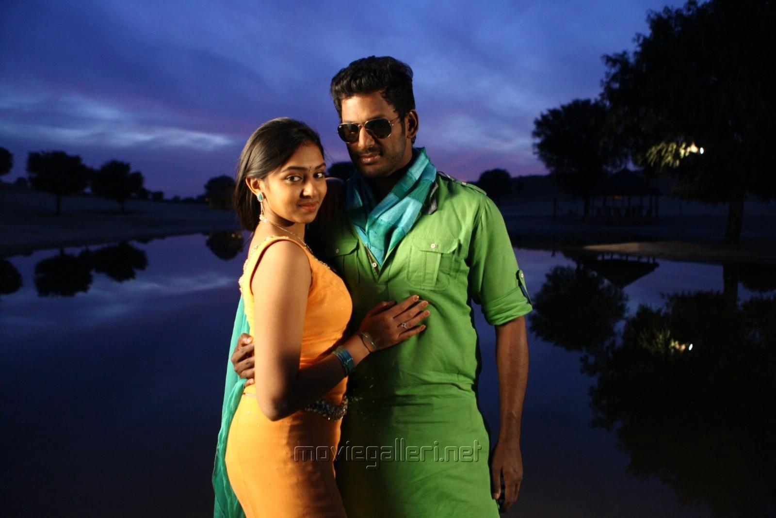 Picture 687418 | Lakshmi Menon, Vishal in Naan Sigappu ... Naan Sigappu Manithan Lakshmi Menon Hot Stills