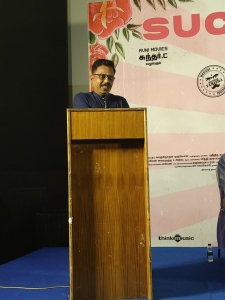 Badava Gopi @ Naan Sirithal Success Meet Stills