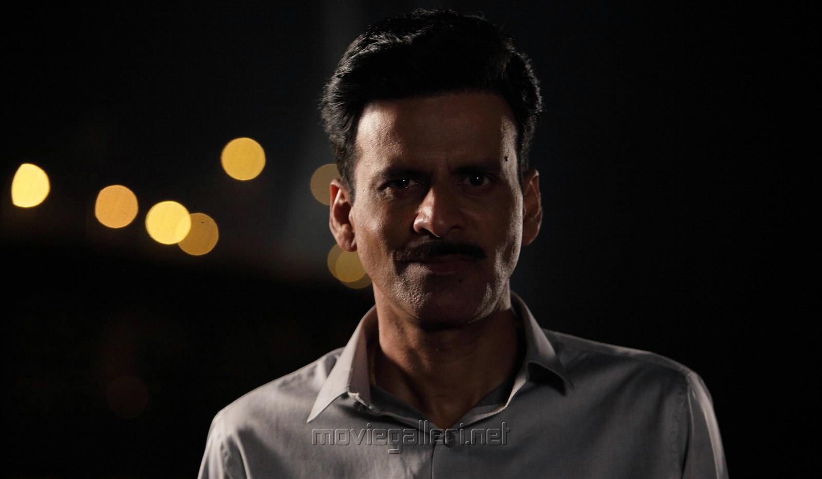 Manoj Bajpayee in Naanthan Shabana Movie Stills