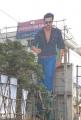 Nayak Movie Hungama at Sandhya 70mm, Hyderabad