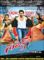 Naayak Movie Release Posters