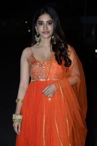 Actress Nabha Natesh New Pictures @ Alludu Adhurs Success Meet