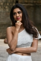 Telugu Actress Nabha Natesh Images @ iSmart Shankar Interview