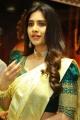 Actress Nabha Natesh Saree Photos @ Sri Kanchi Alankar Silks Launch