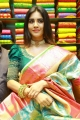 Actress Nabha Natesh launches Sri Kanchi Alankar Silks Saroornagar Photos