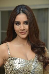 Actress Nabha Natesh Pictures @ Maestro Movie Pre Release