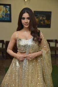 Actress Nabha Natesh Pictures @ Maestro Pre Release
