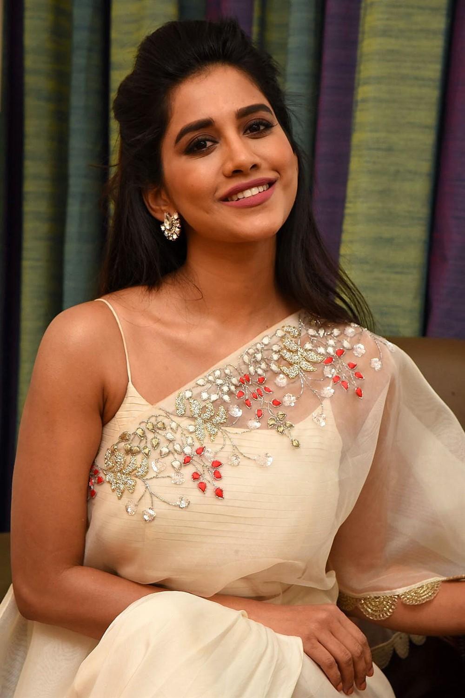Actress Nabha Natesh Photos @ iSmart Shankar Movie Promotions