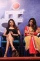 Poonam Jhawer, Eden @ Nach Movie Press Meet Stills