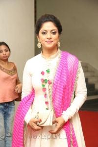 Actress Nadhiya Photos @ A AA Audio Launch