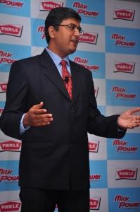 Tamil Actress Nadhiya @ Parle Milk Power Biscuits Launch Stills