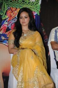 Actress Sana Khan at Nadigayin Diary Movie Audio Launch Photos