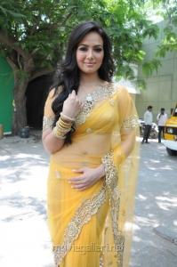 Actress Sana Khan at Nadigayin Diary Movie Audio Launch Stills