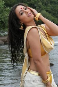 Actress Sana Khan Hot in Nadigayin Diary Movie Stills