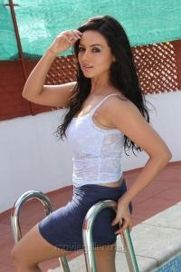 Nadigayin Diary Actress Sana Khan Hot Photos
