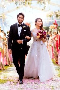 Naga Chaitanya Samantha Christian Wedding Photos