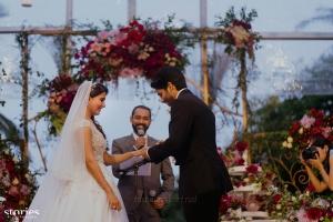 Samantha Naga Chaitanya Christian Wedding Photos